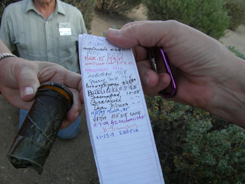 Geocaching A Modern Treasure Hunt Indian Hill Moosehead Lake