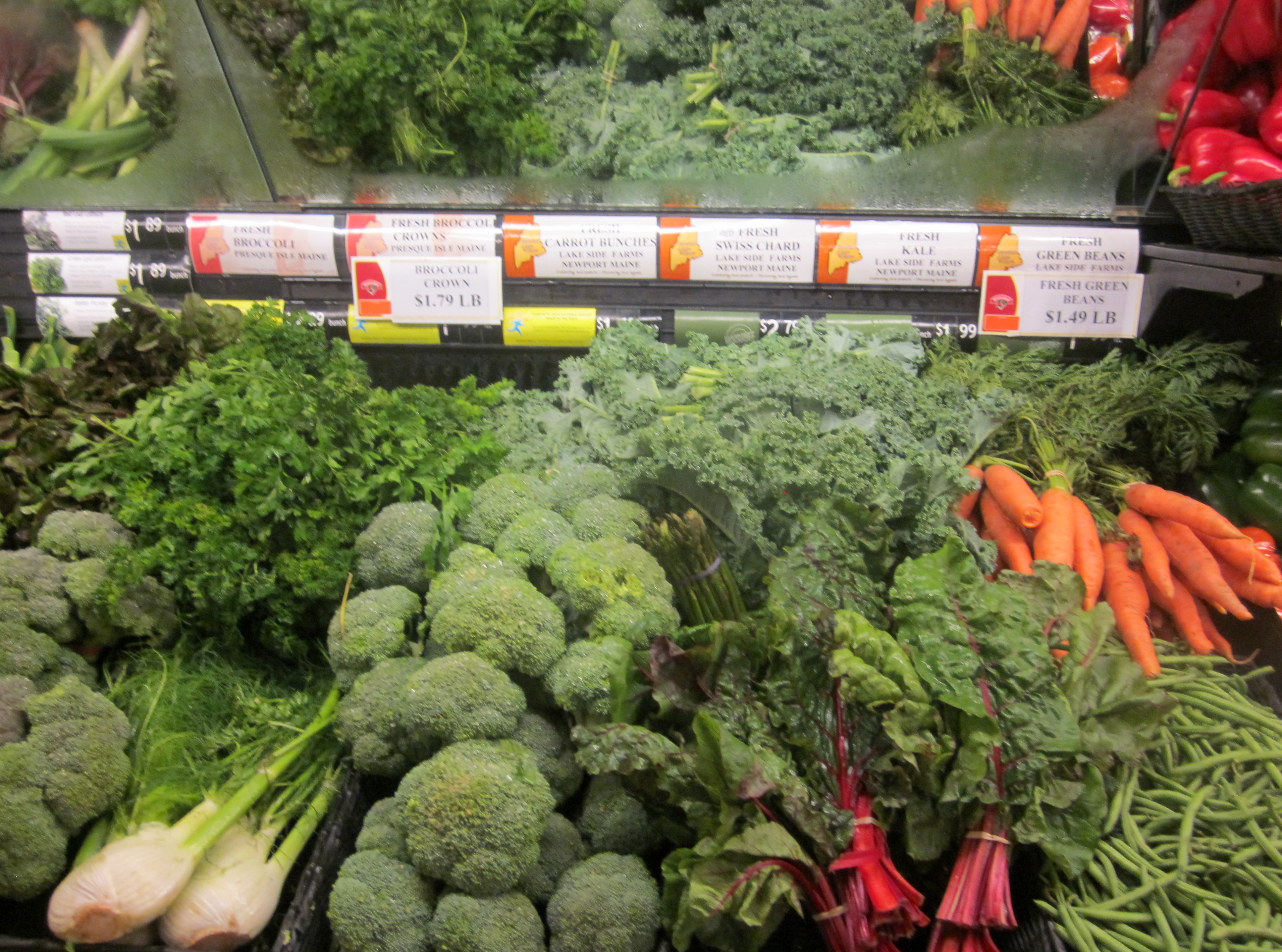 Health Benefits Of Buying Locally Grown Food