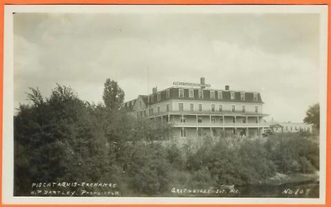 The Moosehead Lake Hotel / Long Branch