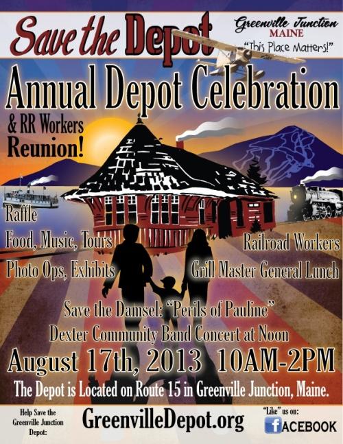 Annual Depot Celebration