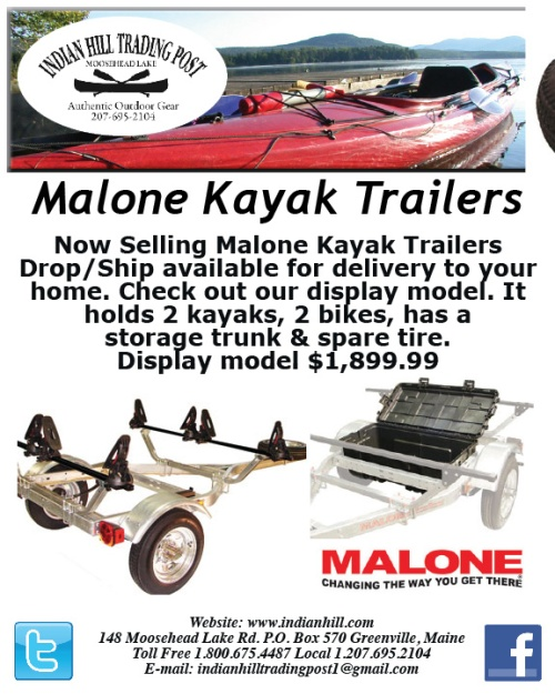 New Item: Malone Kayak Trailers